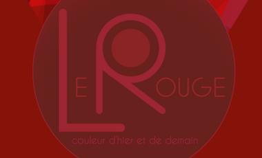 Visuel du projet Exposition Le Rouge
