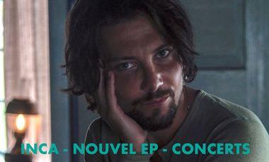 Visuel du projet INCA - Nouvel EP - Concerts