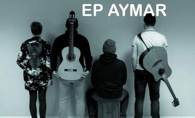 Visueel van project 1er EP pour Aymar