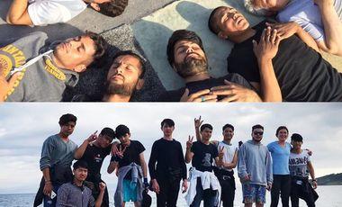 Visuel du projet Yoga and Sport for Refugees
