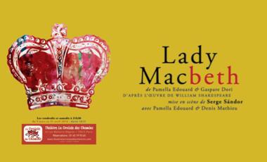 Visueel van project Lady Macbeth