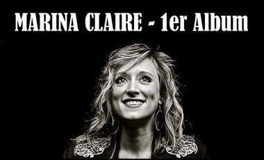 Visuel du projet Marina CLAIRE - 1er Album