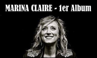 Project visual Marina CLAIRE - 1er Album