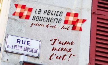 Project visual La Petite Boucherie