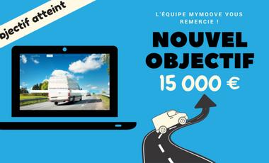 Visuel du projet MyMoove : Location de véhicules utilitaires entre particuliers