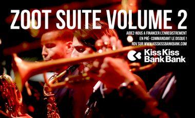 Visueel van project Zoot Collectif : Zoot Suite Volume 2 !