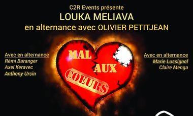 Visueel van project Mal aux coeurs