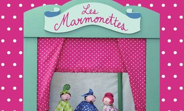 Project visual Les Marmonettes