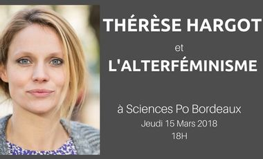 Project visual Projet #ThérèseHargotàSciencesPo