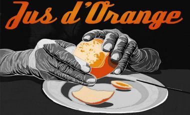 Project visual JUS D'ORANGE