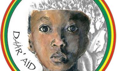 Project visual DAAR'AID reconstruit une école