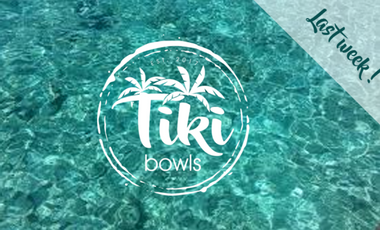 Visueel van project Tiki bowls - un peu de soleil à Paris !