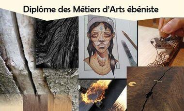 Visueel van project Diplôme des Métiers d'Arts ébéniste / Projet de fin d'étude