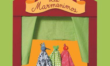 Visueel van project Mon deuxième livre: Les Marmanimos.