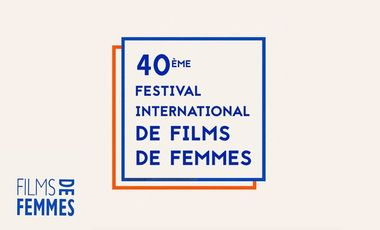 Project visual Célébrons le 40ème Festival International de Films de Femmes !