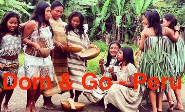 Project visual Mission Dom&Go au Pérou