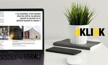 Visuel du projet dKLIKK
