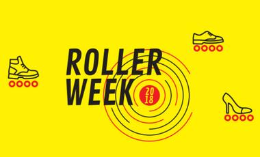 Visuel du projet La Roller Week 2018