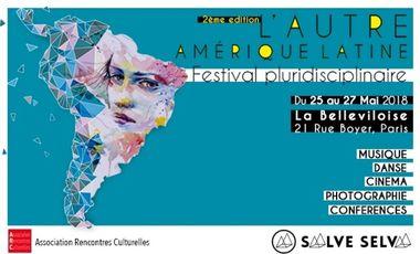 Project visual Festival L'Autre Amérique Latine 2018