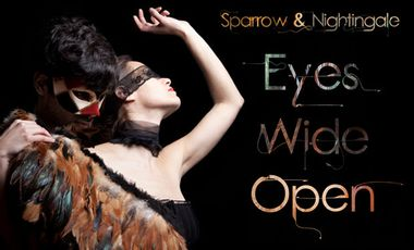 Visueel van project EYES WIDE OPEN - Clip de Sparrow & Nightingale