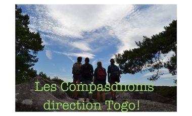 Visueel van project Les compasdenoms au Togo!