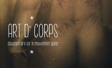 Project visual Art de corps