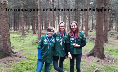 Visuel du projet Les compagnons de Valenciennes aux Philippines
