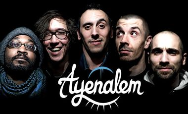 Visueel van project Participez au Nouvel EP d'Ayenalem !!