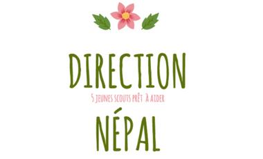 Visuel du projet Direction Népal