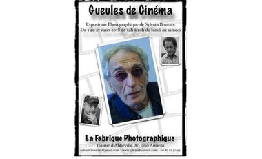 Visueel van project Gueules de cinéma