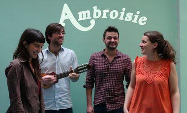 Visueel van project Ambroisie