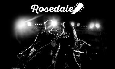 Project visual ROSEDALE - Production du 2ème album