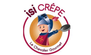 Project visual Isi Crêpe du Chevalier gourmet