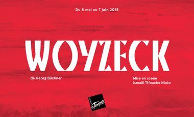 Visueel van project Woyzeck