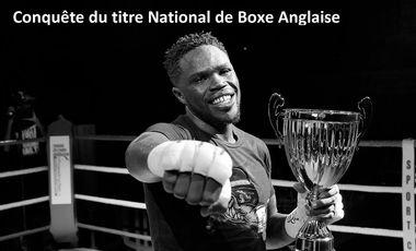 Visueel van project Conquête de titres de Boxe Anglaise!!