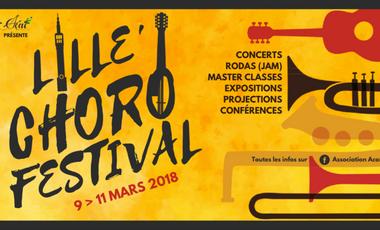 Project visual Lille Choro Festival #1