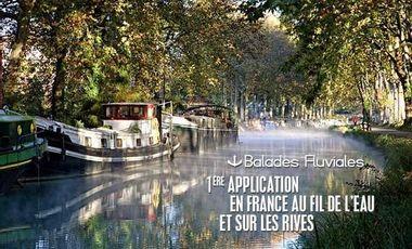 Project visual La France au fil de l'eau et sur les rives