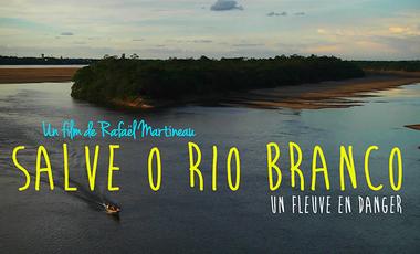 Visueel van project Salve o Rio Branco - Un fleuve en danger