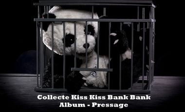 Project visual Mingawash - album : pressage