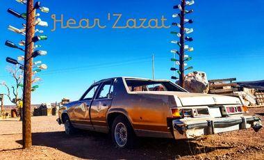 """Visuel du projet Collecte de fonds pour le film documentaire : """" Hear'Zazat """""""