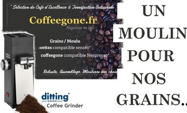 Visuel du projet un MOULIN pour nos Cafés (pour maîtriser la mouture de notre production cafés)