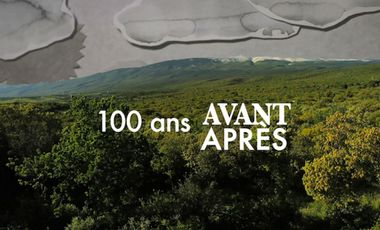 Visuel du projet 100 ans AVANT/APRES