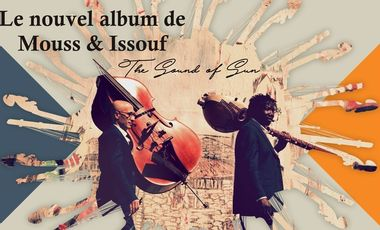 Visueel van project Soutenez la sortie du deuxième album de Mouss & Issouf