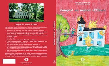 Visuel du projet Complot au Manoir d'Ohain