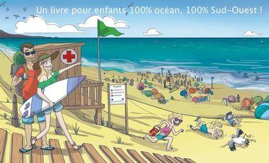 Visueel van project Livre pour enfants 100% océan, 100% Sud-Ouest !