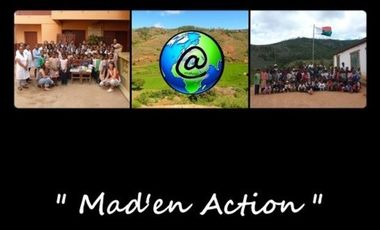 Project visual Mad'en Action