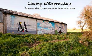 Visueel van project Champs d'Expression