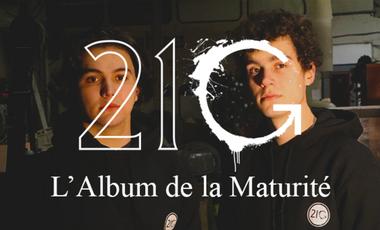 Project visual L'Album de la Maturité