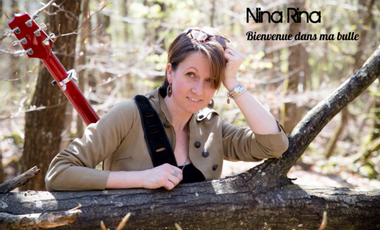 Visueel van project MA BULLE 1er album de Nina Rina