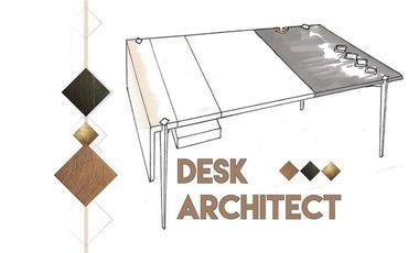 Visueel van project Bureau Architecte DMA Projet de fin d'étude
